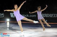 Ekaterina Gordeeva and Liza Kulik