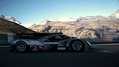 Matterhorn × Audi R18 TDI  3 (y.takeuchi) Tags: matterhorn audi lemans gt6 granturismo wec r18 gt6photo