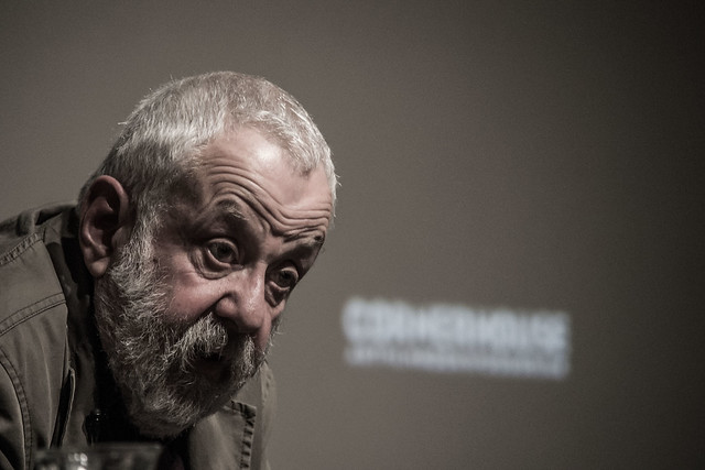 Mike Leigh Q & A Mr Turner pic 23