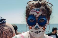 Carnaval 1000 Tambores - octubre 2014 (8) (Hctor R.A.) Tags: paint body carnaval cuerpos 1000 mil tambores pintados