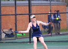 Penn State Altoona Women Tennis (Tap5140) Tags: college sports canon bradford pennsylvania tennis pennstate 70200mm altoona eos50d