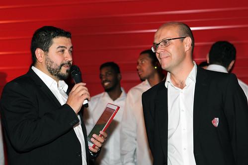 Arafat & Julien Desbottes - ©Vincent Janiaud