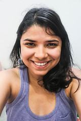 130th Day (Andreza Menezes) Tags: portrait people food love colors smile brasil portraits project cores bed bedroom amor cotidiano comida pb daily portraiture quarto sorriso recife cama projeto pernambuco selfie dailyproject fotoclube projetocotidiano