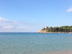 Elba a novembre (francesca.cesani) Tags: sea beach elba italia novembre mare blu toscana acqua spiaggia happyness felicit isoladelba benessere
