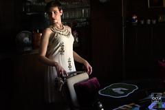 Carol (Bry Octaviano) Tags: portrait white vintage la losangeles 60s pearls audrey shorthair elegant hepburn classy octaviano octavianophotography