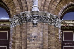 Saint Laurence Image 8 (Tony Lau Photographic Art) Tags: summer chicago church illinois catholic s tony historic historical dorchester lau 2014 demolishion 7148 canoneos7d