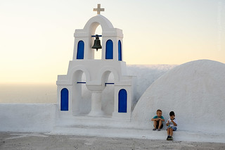 Santorini - Time goes by