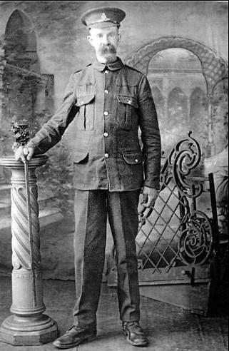 Grandad Kinnon 1910s