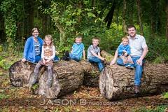 Kerrigan (jasonbphotography.co.uk) Tags: family blue autumn trees green nature beautiful forest children fun happy nikon dad peace close shot group mum d810