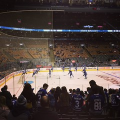(k4t3h4rp3r) Tags: toronto hockey nhl acc torontomapleleafs leafs mapleleafs redwings aircanadacentre detroitredwings nationalhockeyleague