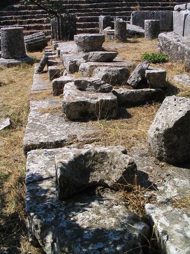 Sanctuary of Despoina at Lykosoura, Arkadia 63