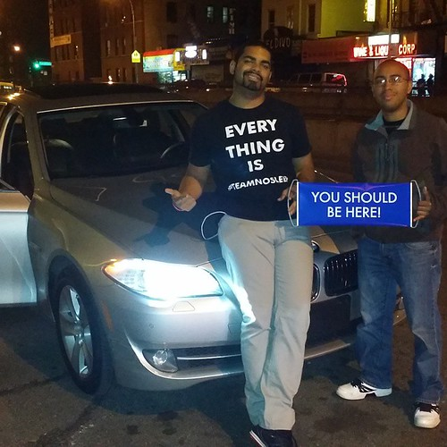 Getting picked up at the airport is just different now like everything else in life when your on #TeamNoSleep 🙌💲🚘. Another #Earned #BMW on the team thanks to this #LilBlueSign. Why not you? #TravelJunkie