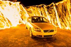 SML365 Day30.jpg (Seimi Mac) Tags: car culdaff codonegal firepainting
