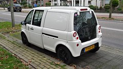 Mia Electric Commercial Van (sjoerd.wijsman) Tags: auto white holland cars netherlands car electric nederland thenetherlands voiture mia vehicle holanda autos van wit paysbas blanc olanda fahrzeug niederlande whitecar whitecars onk pijnacker carspotting weis carspot grijskenteken miaelectric sidecode8 7vxr88 23102014