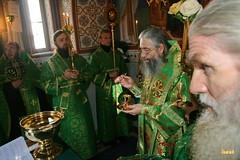 11. Освящение часовни преподобных Арсения и Германа Святогорских