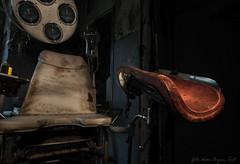 Dr Anna's House - urbex (Arjen Toet) Tags: urban anna deutschland decay doctor duitsland urbex urology urologie doktor verval verlaten abandoneddokter uroloog