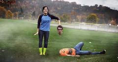 Happy Halloween (patty nguyen) Tags: halloween dead photo kill zombie manipulation