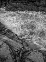Swift River, White Mountains, NH (Edwaste) Tags: blackandwhite bw monochrome waterfall newhampshire whitemountains rapids ammonoosucriver pemi pemigewassetriver mountainrivers steinerts edwaste edsteinerts edwardsteinerts