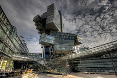 modern architecture (Michis Bilder) Tags: architecture modern germany hannover hdr hdri