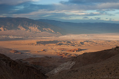 View Over Mesquite Flat Dunes (Jeffrey Sullivan) Tags: california road park trip copyright usa hot jeff nature canon landscape death photo nationalpark desert january dry national valley deathvalley sullivan allrightsreserved deva easternsierra deathvalleynationalpark 2011 5dmk2 caliparks