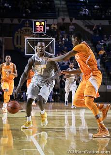 VCU vs. Tennessee
