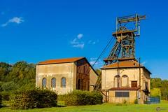 Ballade petite rosselle-7 (cfotographe) Tags: france mine noir travail paysage lorraine industrie extraction patrimoine moselle mineur lavoir charbon cite crasse petiterosselle geulenoir