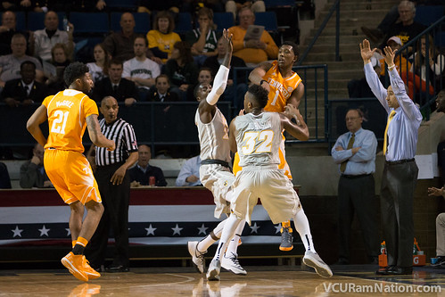 VCU vs. Tennessee