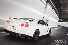 Nissan GT-R (R35) (Winston Gee) Tags: skyline nissan tunnel stig gtr wgp