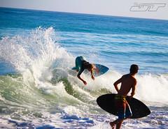 La Carihuela, TORREMOLINOS (Photography JT) Tags: barrel málaga torremolinos skim skimboard lacarihuela victoriaskimboard