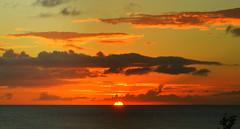 sunset Bonaire (Frans Harteveld) Tags: sunset sky sun netherlands clouds zonsondergang caribbean bonaire antilles netherlandsantilles antillen nederlandseantillen dutchcaribbean blinkagain bestofblinkwinners blinksuperstars caribbeannetherlands caribischnederland
