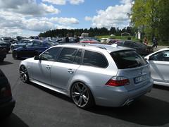 BMW 535d Touring E61 (nakhon100) Tags: cars wagon estate bmw touring stationwagon e61 5series 535d 5er