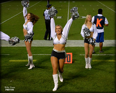 2016 Oakland Raiderettes @ Coliseum (billypoonphotos) Tags: 2016 oakland raiders raiderette raiderettes raider nation raidernation jenae charlotte elizabeth nfl football fabulous females cheerleaders cheerleading dance dancer nikon d5200 billypoon billypoonphotos silver black picture photo photographer photography pretty girls ladies women coliseum squad team people denver broncos