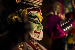 India (Enricodot ) Tags: enricodot india katakali dancers dancing dance people theatre culture bokeh