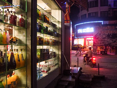 bottle store copy (anwoody) Tags: resized for flickr xingping china streetlife