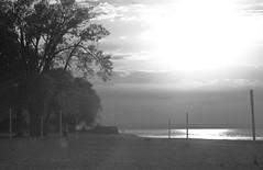b&w sunset Port Dalhousie (epicDi) Tags: portdalhousie sunset bw lakeontario stcatharines beach
