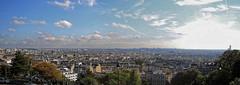 20161015_Pano_Montmartre (la.truf) Tags: paris montmartre canon7dii 1020sigma
