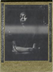 N. (denzzz) Tags: portrait polaroid polaroid72 blackwhite blackandwhite filmphotography instantfilm analogphotography snapitseeit hylasmag polavoid wista45dx 4x5 largeformat skancheli