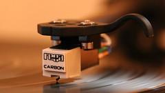 Rega (markphilhall) Tags: dof regaplanar1 canon100d sigma18250 closeup record vinyl turntable stylus cartridge