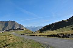 Pyrnes (Mystycat =^..^=) Tags: hautespyrnes france midipyrnes montagne route 65 ciel gavarnie