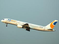 EI-DUA Boeing 757-256 of Air Union/Kras Air (johnyates2011) Tags: eidua b757 boeing boeing757 airunion krasair