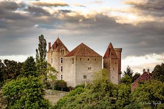 Château de Marigny en Saône et Loire