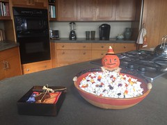 Carol Ann in CO Photo - Johanna Parker Halloween (Johanna Parker Design) Tags: halloween johannaparker collection giveaway raffle jackolantern candy bowl candybowl