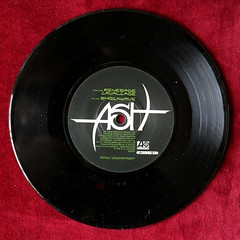 Ash - Renegade Cavalcade (A Vinyline) Tags: ash renegadecavalcade meltdown vinylcollection recordcollection records vinyl gatefoldsleeve infectiousrecords atlantic homegrown 45rpm single limitededition shockwave timwheeler nickraskulinecz 2004 dec2004