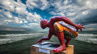 Sicilian Spiderman. Domenico Pellegrino. ( Explore )