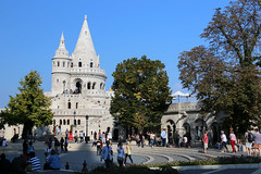 Fisherman's Bastion (grushechka) Tags: budapest autumn2016 buda architecture building outdoor bastion