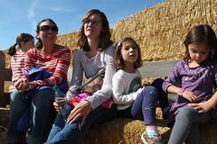 Kids on a hay ride 6 (Aggiewelshes) Tags: october 2016 lehi utah travel cornbellys hayride jovie lisa vivian jalila