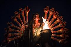 Goddess Kali | Kulasekarapattinam 2016 (Ravikanth K) Tags: 500px kulasai kulasekarapattinam mutharamman dasara temple goddess kali fire red makeover low light outdoor men people travel tradition culture festival glow hands pot night thiruchendur tamilnadu india dussehra cwc chennaiweekendclickers cwc555