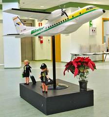 Binter-Canarias-model-vliegtuig-Las-Palmas (Mechelen op zijn Best) Tags: luchthaven airport aeropuerto lufthafen laspalmas grancanaria bintercanarias reizen reisen travelling viajar vliegtuig flugzeug airplane avin