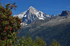 Aiguille Verte, Massif du Mont Blanc (Excalibur67) Tags: nikon d750 sigma 24105f4dgoshsma paysage landscape mountain montagne alpes nature neige snow