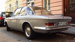 BMW 2000 CS (vwcorrado89) Tags: bmw 2000 cs coupe neue klasse new class